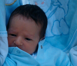 Бебето между 0 и 4 месеца