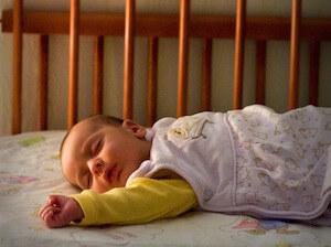 внезапна детска смърт